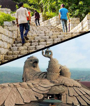 Jatayu Sculpture & Cable Car